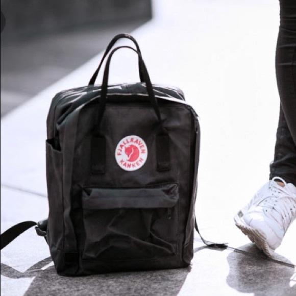 3232b93aa2 Fjallraven Handbags - Fjallraven Kanken black